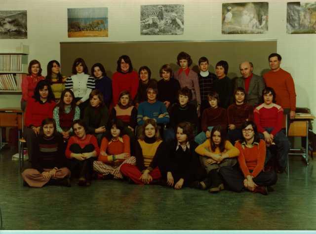 Sekundarschule 1 Klasse