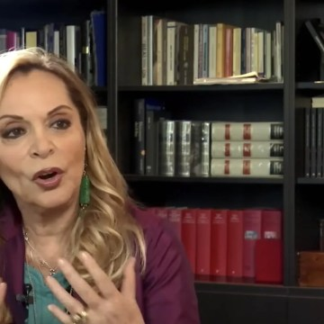 Claudio Brachino intervistato da Silvana Giacobini