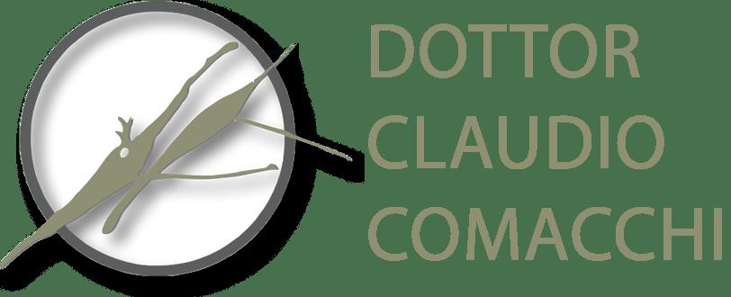 Logo dott. claudio comacchi