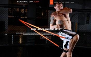 Siti Web - Kickboxing MMA