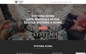 Siti Web - Systema Roma