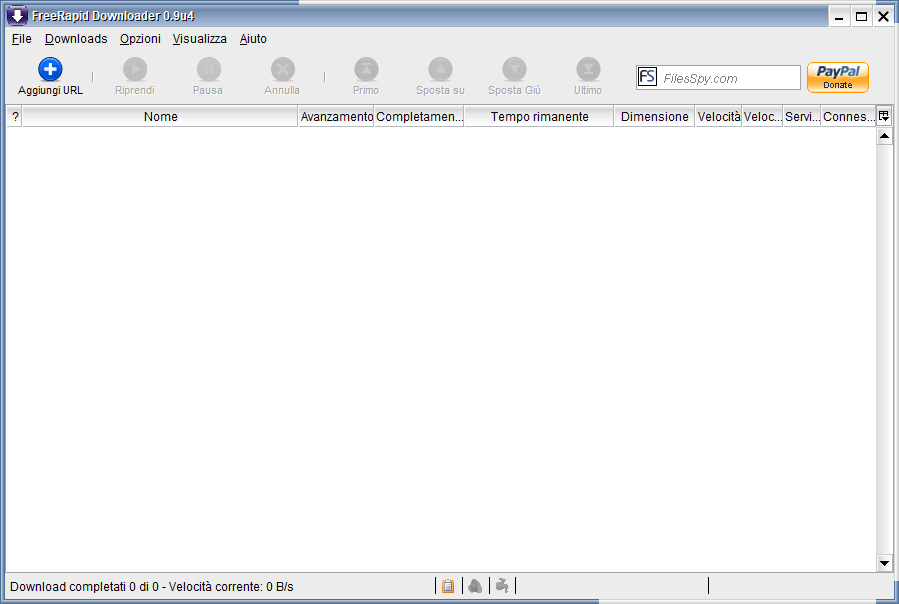 FreeRapid Downloader