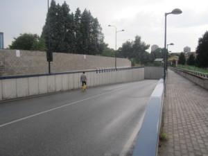 Allagamento Sottopasso Via Breda 7