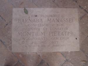 Barnaba Manassei