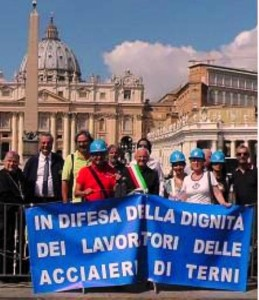 AST Ringraziamento Ast dal papa 3