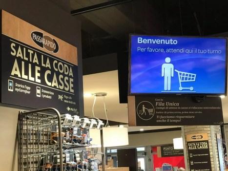 Carrefour Market Fila Unica