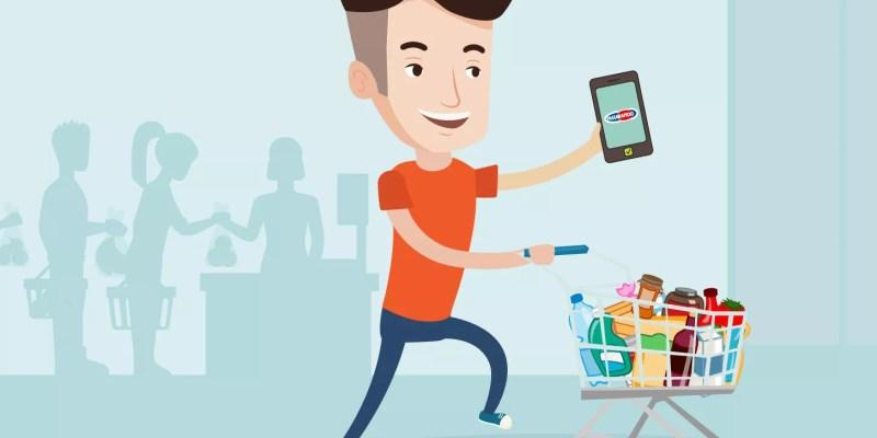 Carrefour PassaRapido Mobile