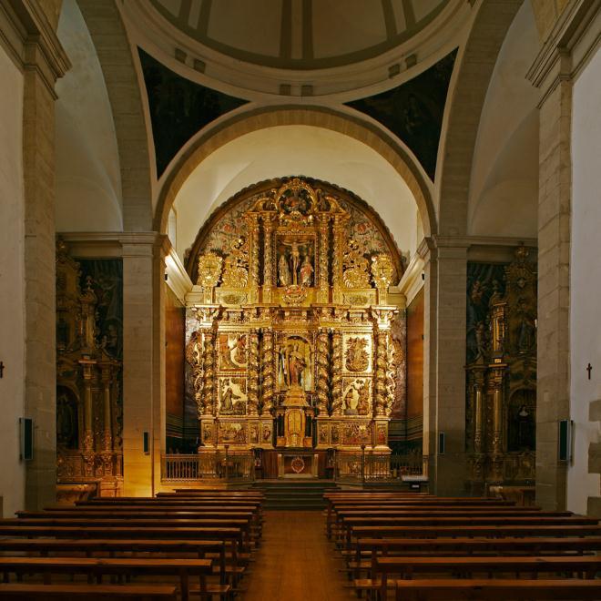 Monasterio de Santa Elena en Nájera, La Rioja