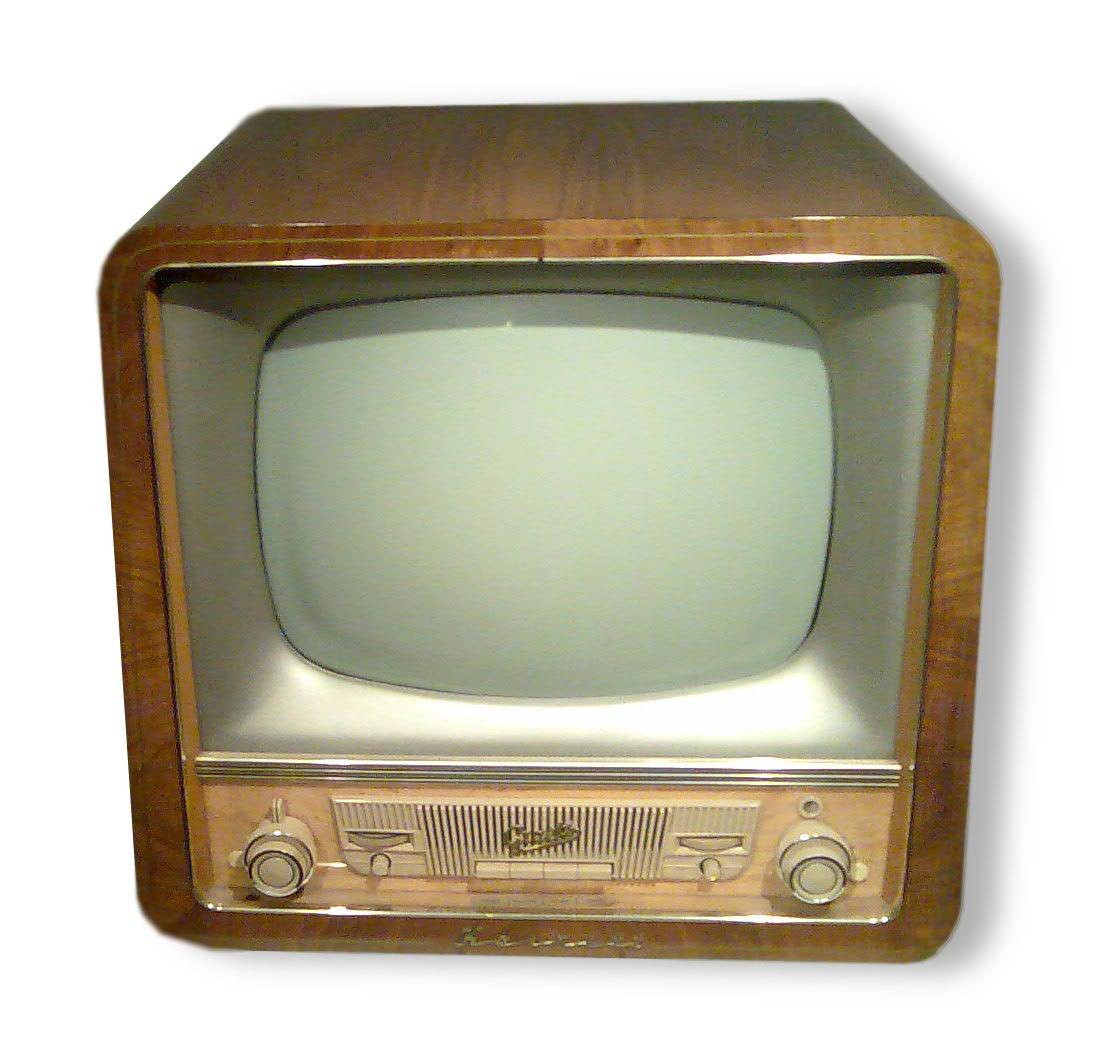Alter Fernseher (Foto: Wikipedia)