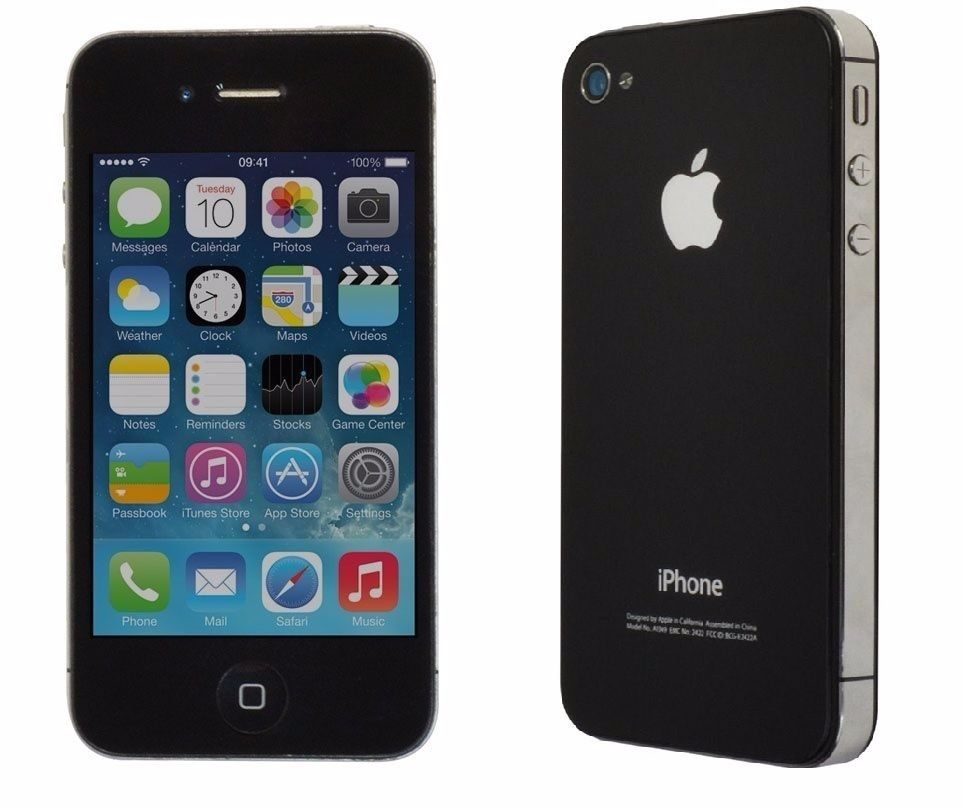 Das neue Apple iPhone 4 (Foto: Apple)