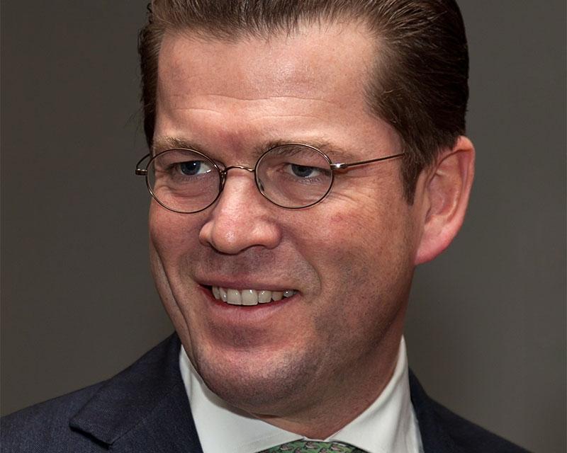 Karl-Theodor von und zu Guttenberg wir Internet-Experte der EU (Foto: Wikipedia)