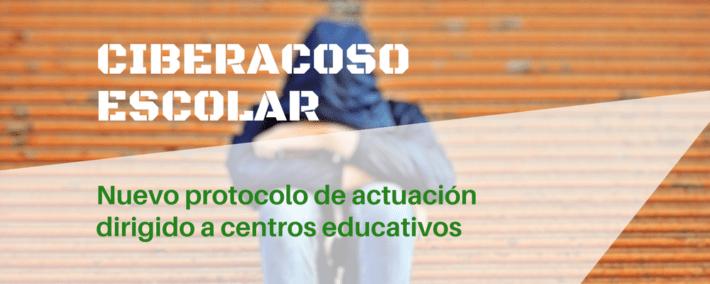 Ciberacoso instrucciones de actuación dirigida a centros educativos
