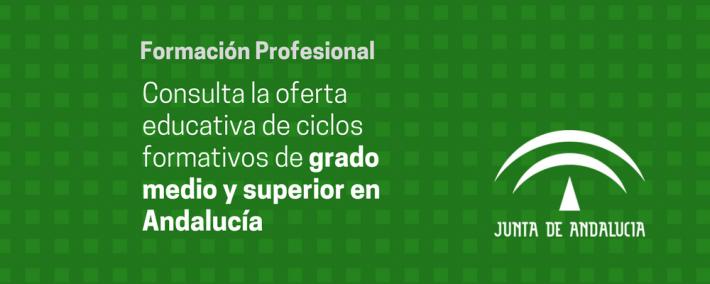 Consulta la oferta educativa de ciclos formativos de grado medio y superior en Andalucía - Academia Claustro