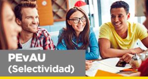 Cursos de preparación para aprobar la PEvAU (Selectividad) o para mejorar nota - Academia CLAUSTRO en Sevilla.