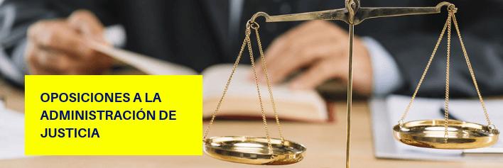 Preparación de oposiciones a cuerpos de la Administración de Justicia - Academia CLAUSTRO