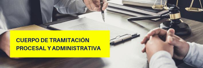 Curso de oposiciones para el Tramitación Procesal y Administrativa - Academia CLAUSTRO