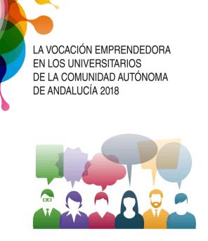 Encuesta sobre Vocación Emprendedora en Andalucía' - Andalucía Emprende, Fundación Pública Andaluza