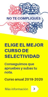 Curso de Selectividad 2019-2020. Matrícula abierta - Academia CLAUSTRO