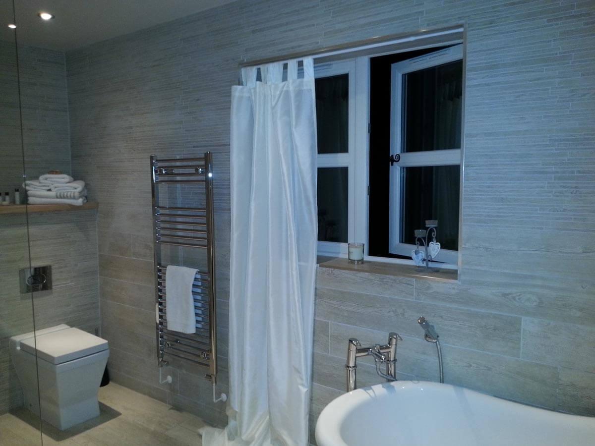 Bathroom refurbishment in Market Drayton