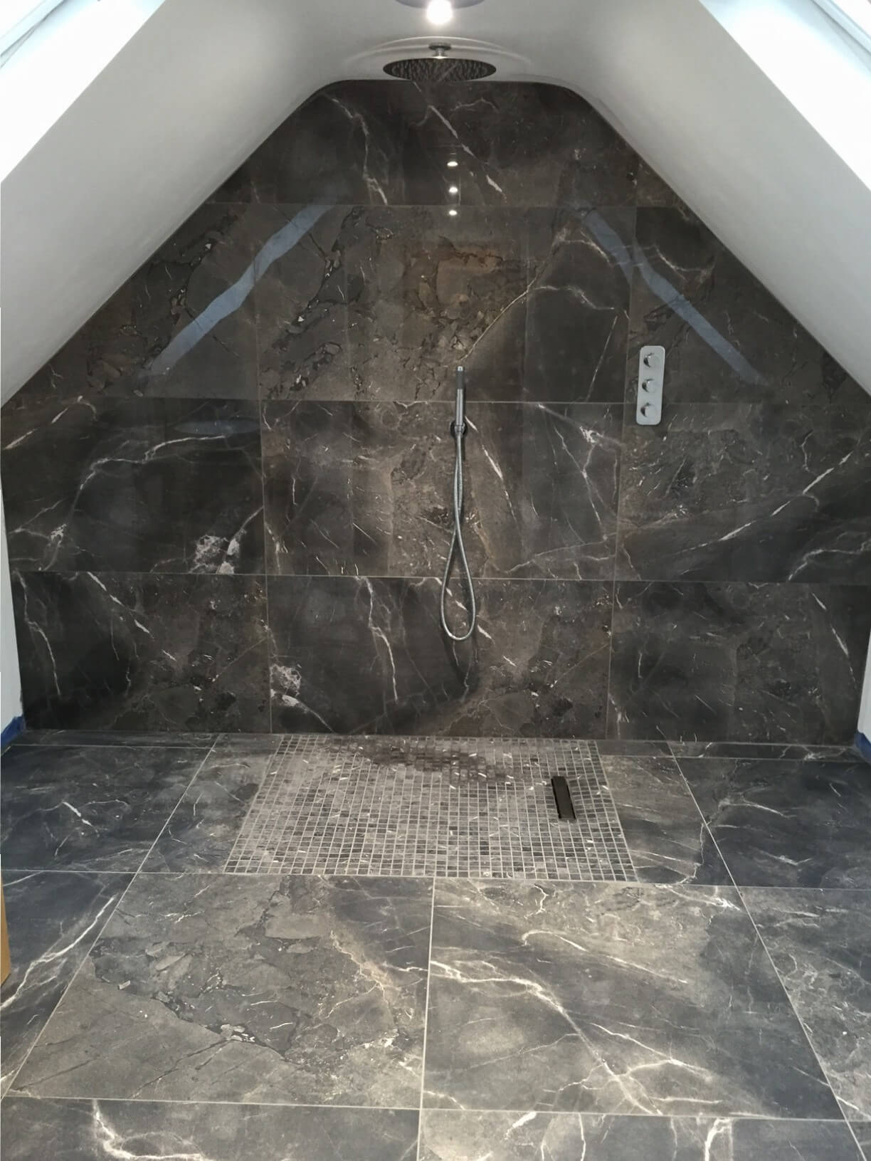 Wet Room Tiles - Malpas