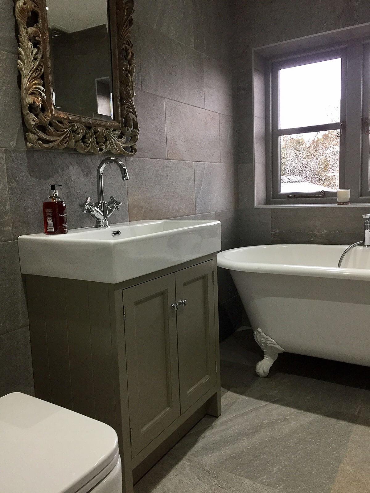 Shropshire Bathroom Floor Tiles