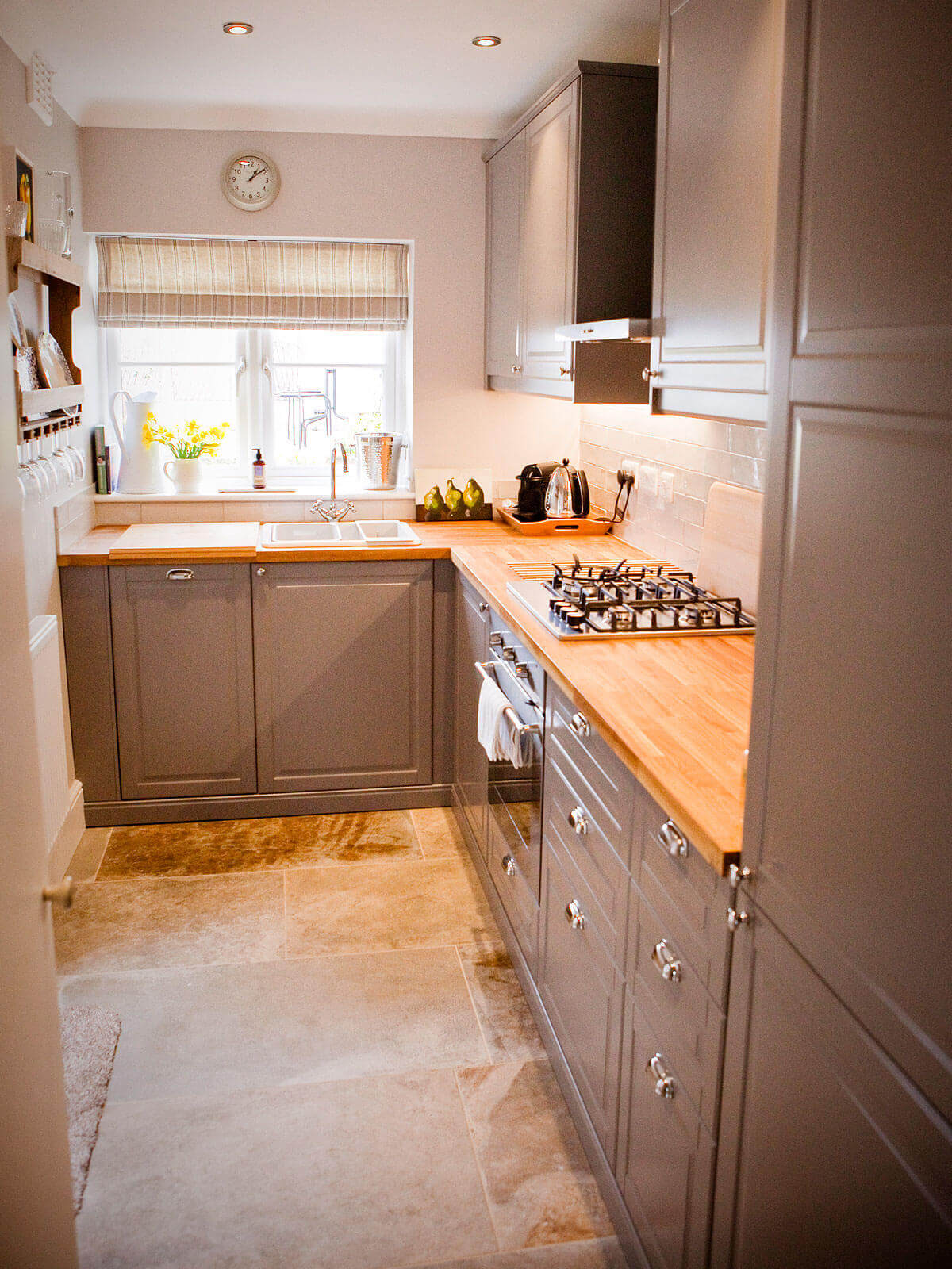 Kitchen Porcelain Floor Tiles
