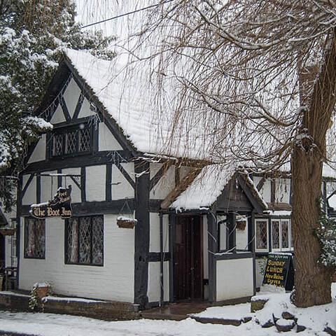 Tiles Supplied to Ludlow Pub