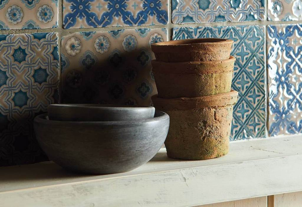 Original Style glazed tiles
