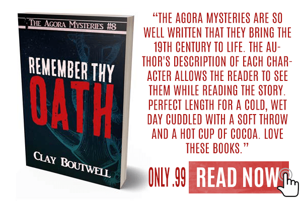 Clay's new Mystery: Remember thy Oath