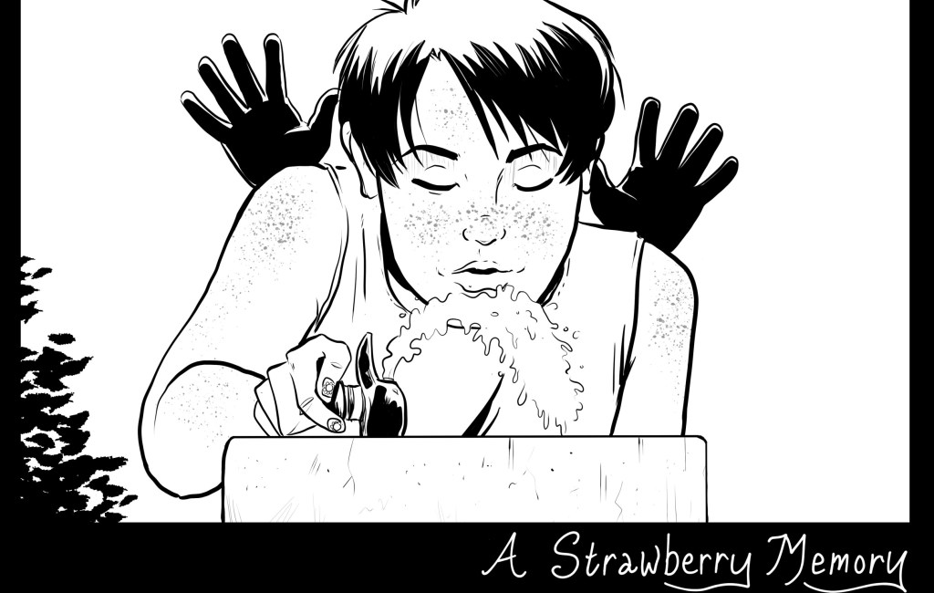 "FOR LOVE AND LIGHT #1 ""A Strawberry Memory"" pages 1-13"