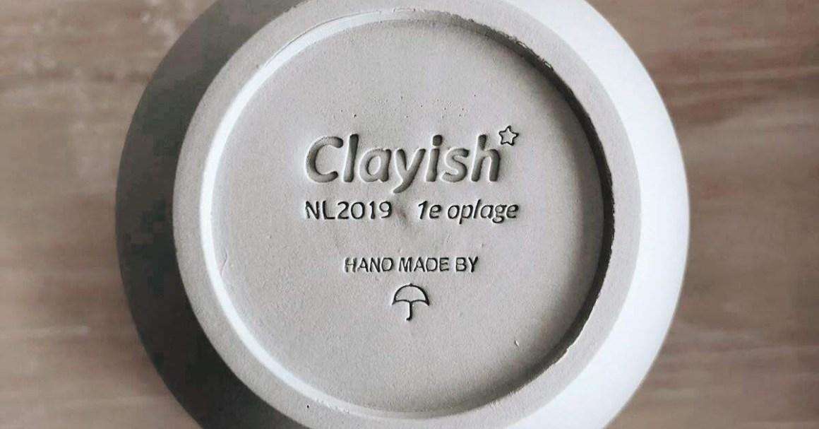 Clayish servies