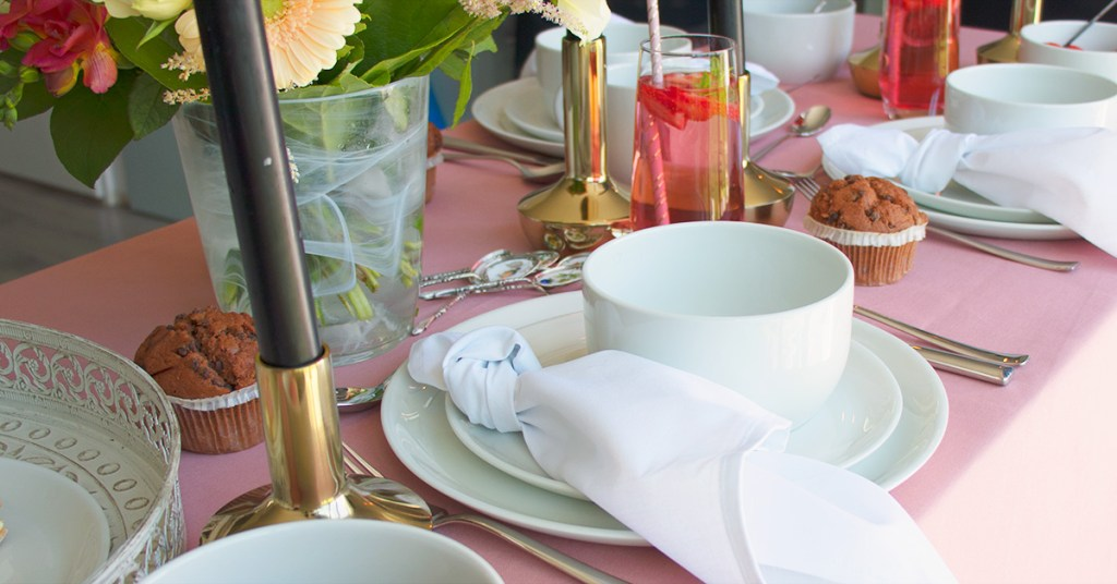 tafelstyling high tea