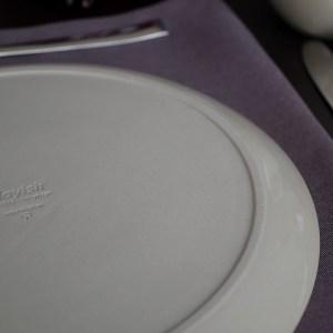 ontbijtbord Clayish grijsbruin