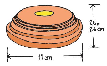 claypigeondiameter