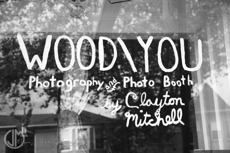 Wood You Window Display