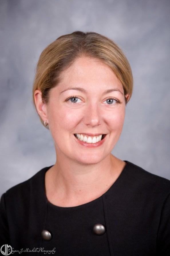 Female Executive Head Shot