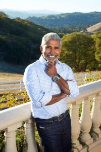 Executive Portrait in Alamo hillside CA