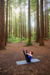 Pilates instructor in Redwood Grove