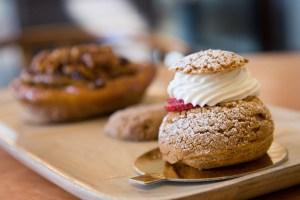 Dessert at Crispian Bakery Alameda