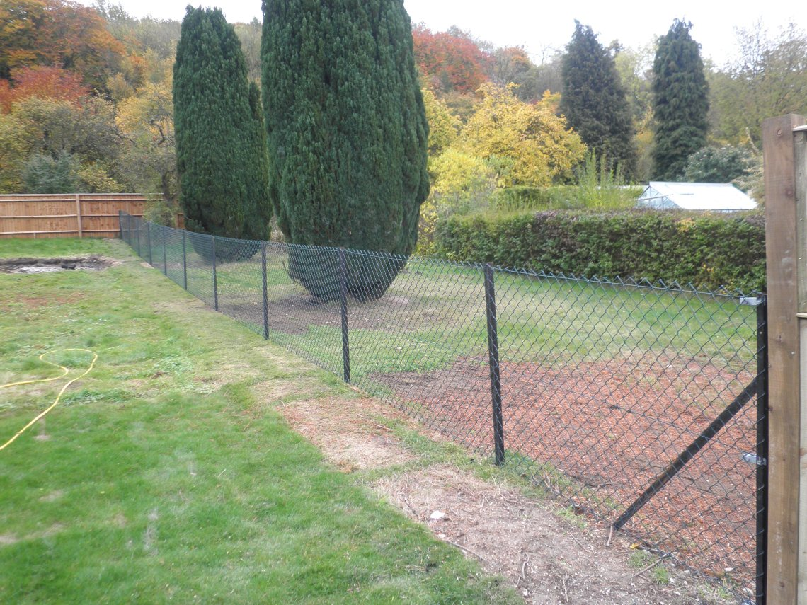 Image Result For Cost To Install Chain Link Fence