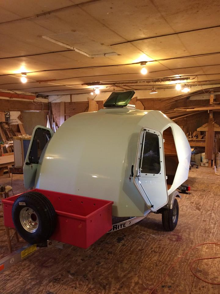 CLC Teardrop Camper Kit