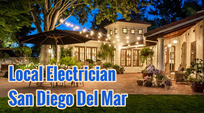 Local Electrician San Diego Del Mar