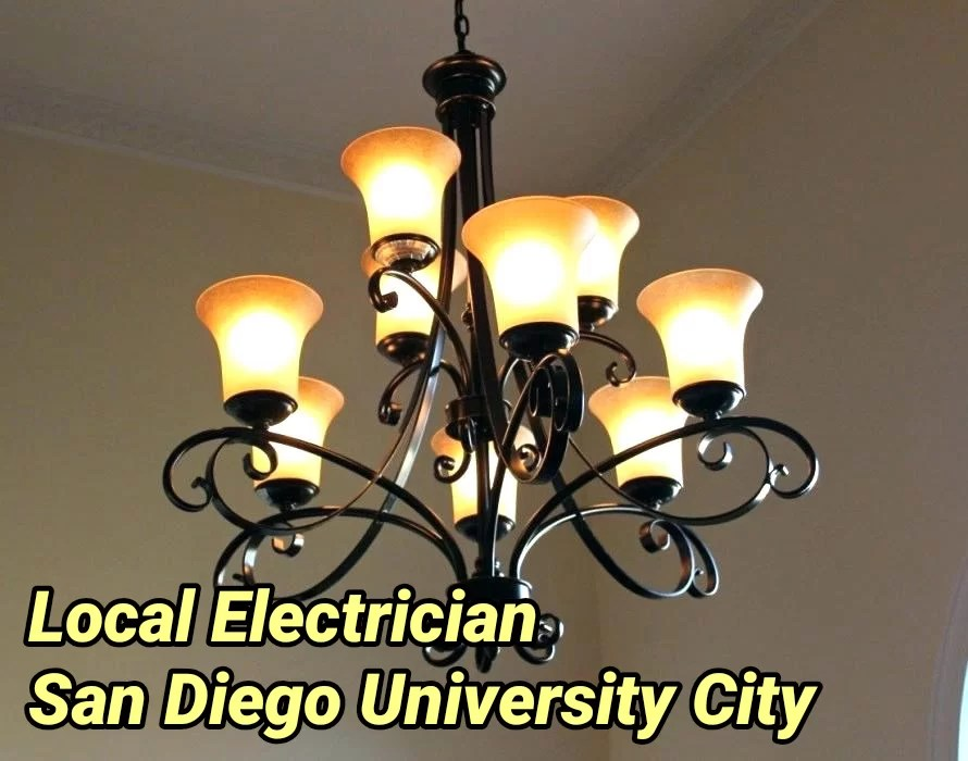 Local Electrician San Diego University City