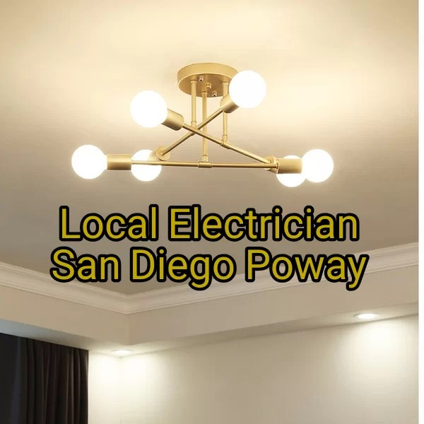 Local Electrician San Diego Poway