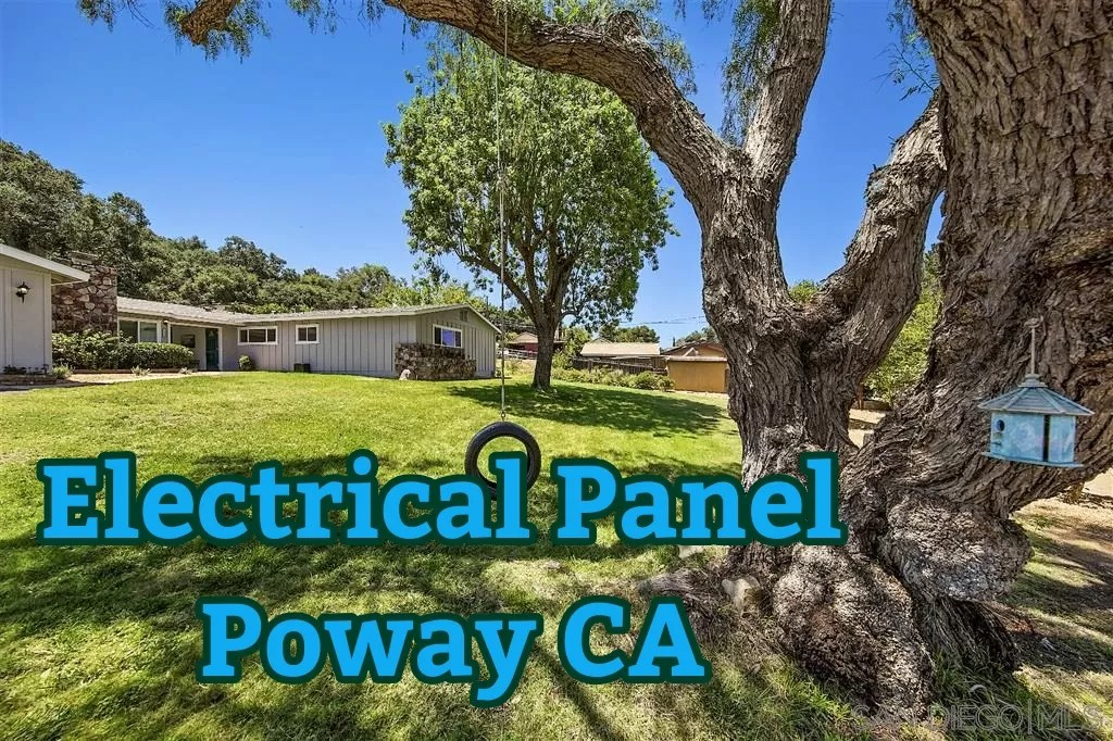 Electrical Panel Poway CA