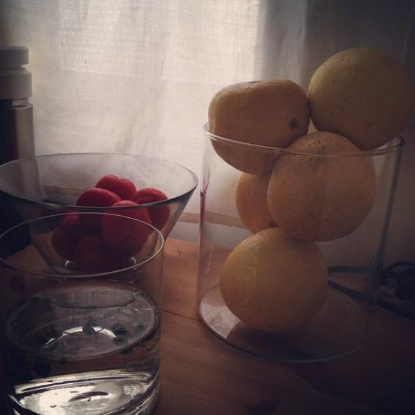 フルーツが豊富なだけで嬉しい朝