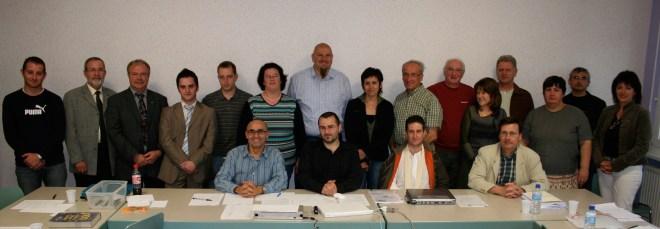 Fondation de l'ACS Loisirs et Vacances, le 14 mai 2007