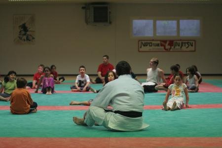 ... du Judo ...