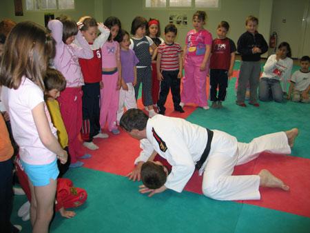 Matinée arts martiaux avec le Judo Club de Stiring ...