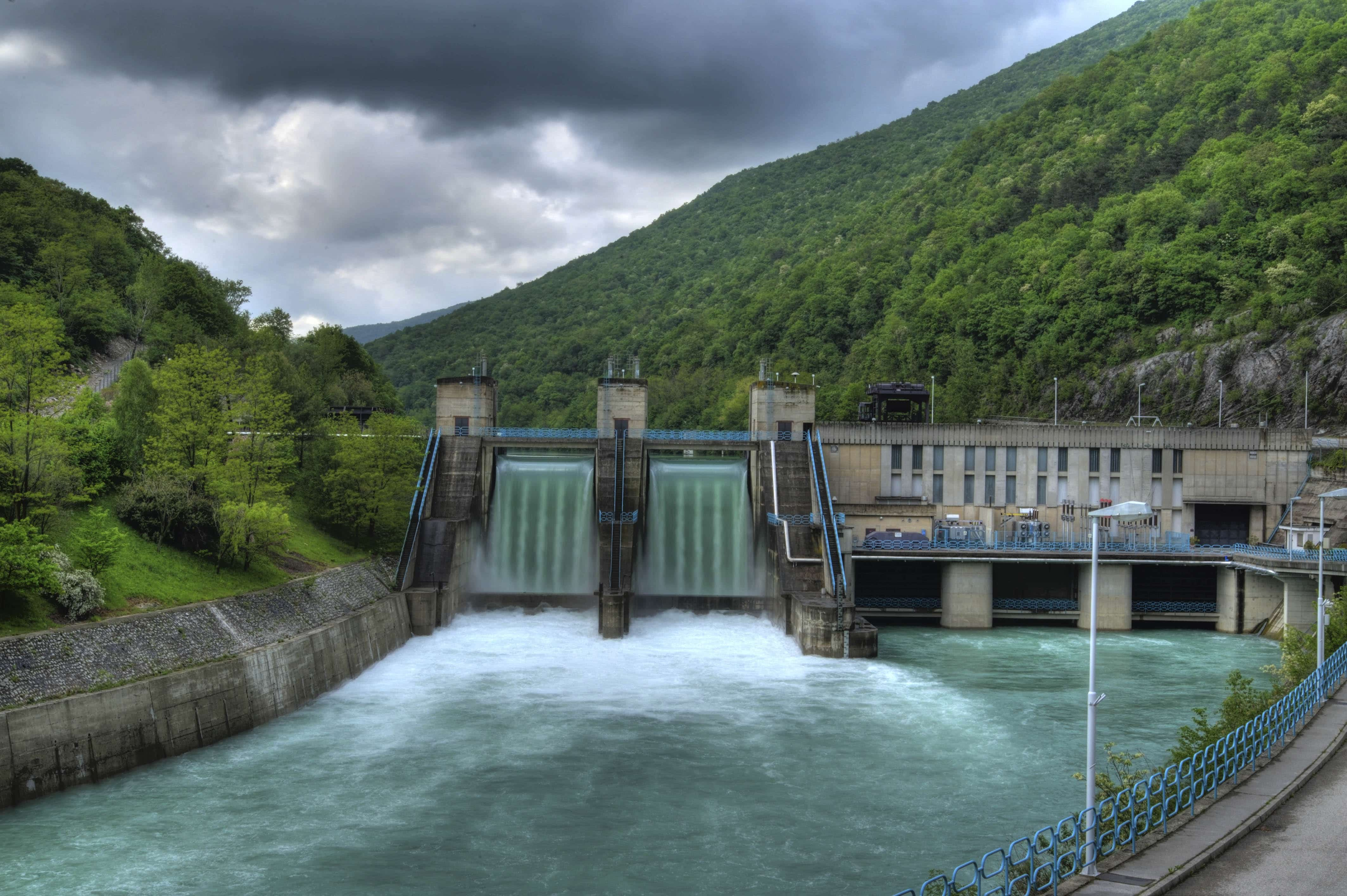 Where Is Hydroelectricity Used